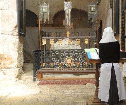 Lenke til strømming: KRISTNE I PALESTINA – HVA NÅ?